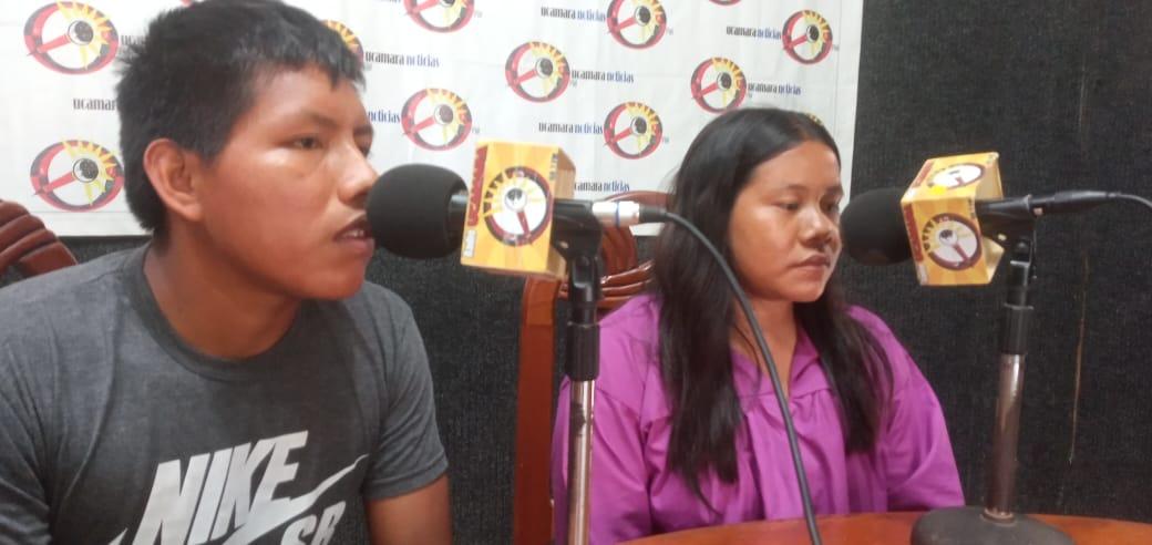 Nemana auanujui erenaa: La voz que se escucha por primera vez